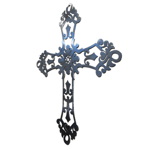 Angel Cross Stainless Steel 24
